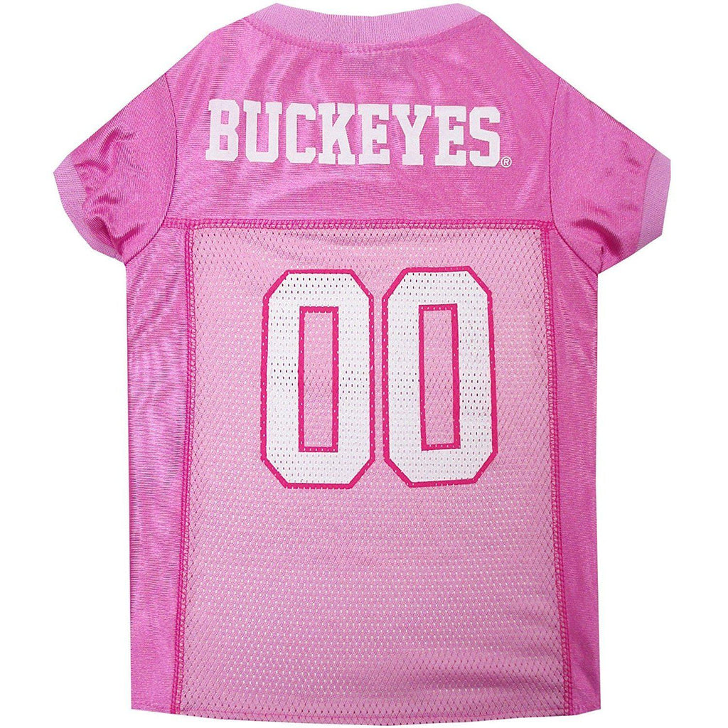 653af4b8577 Oakland Raiders Dog Jersey PINK-DOG-Pets First-LARGE-Pets Go Here
