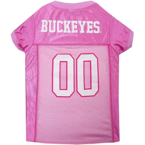 Oakland Raiders Dog Jersey PINK-DOG-Pets First-LARGE-Pets Go Here