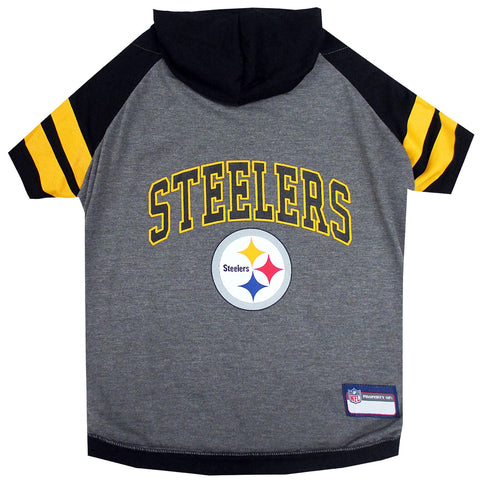 NFL Pittsburgh Steelers Dog Shirt Hoodie
