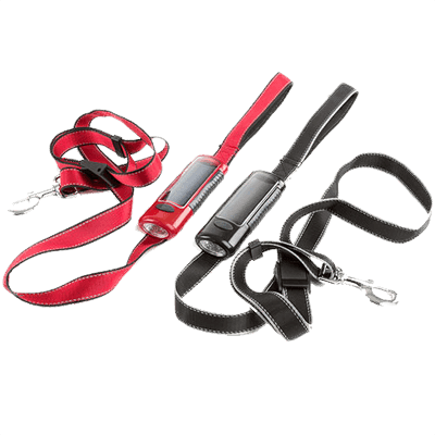 PatentoPet Dog-e-Lite Leash with Flashlight