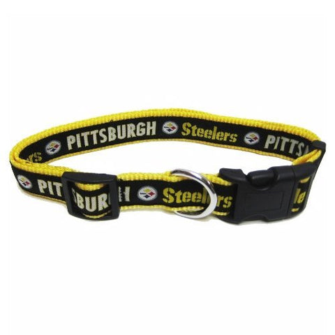 NFL Pittsburgh Steelers Dog Collar