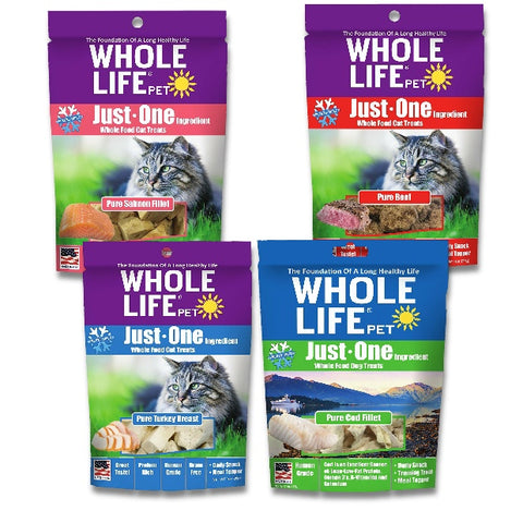 Whole Life Pet Freeze Dried Cat Treats amazon, cat, cat treat, chicken, freeze-dried, natural, treat, whole life pet Pets Go Here, petsgohere