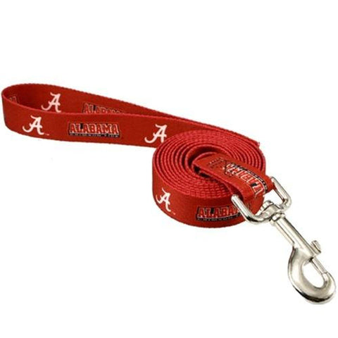 Alabama Ribbon Dog Leash-DOG-Pets First-Pets Go Here