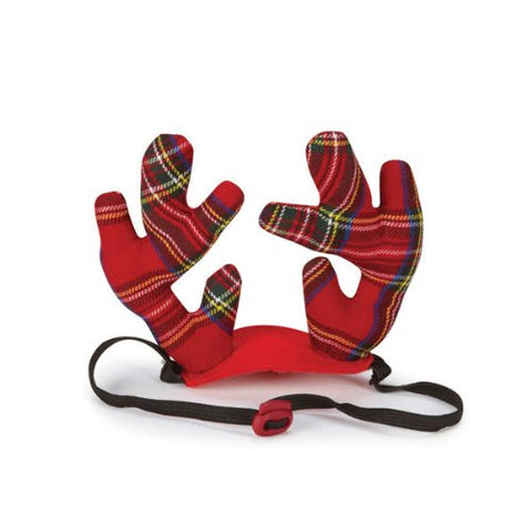 Aria Dog Antlers-DOG-Aria-SMALL-Pets Go Here accessories, aria, bows, dog bows Pets Go Here, petsgohere