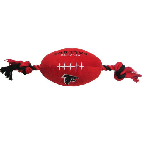 Atlanta Falcons Plush Dog Toy-DOG-Pets First-Pets Go Here