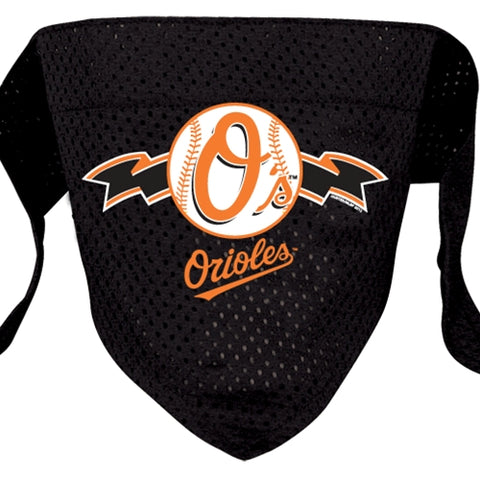 Baltimore Orioles Mesh Dog Bandana-DOG-Hunter-SMALL-Pets Go Here
