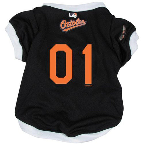 Baltimore Orioles Dog Jersey-DOG-Hunter-MEDIUM-Pets Go Here