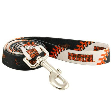 Baltimore Orioles Dog Leash-DOG-Hunter-Pets Go Here 4 ft, hunter, sports Pets Go Here, petsgohere