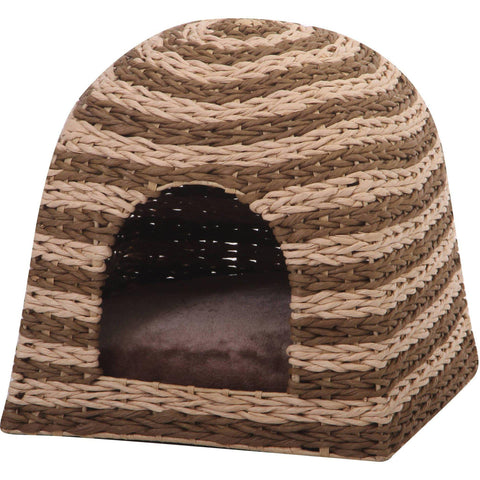 PetPals Cat Bed Banana Cabana-CAT-PetPals-Pets Go Here bed, cat bed, cave, PetPals Pets Go Here, petsgohere