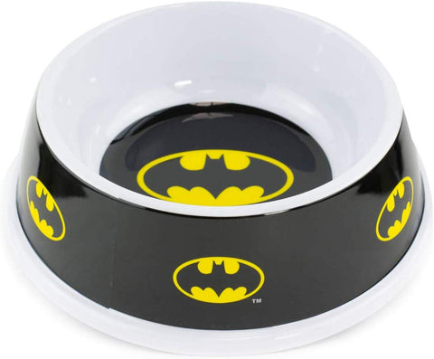 Buckle Down Dog Bowl Super Hero Dog Bowls