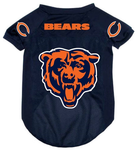 NFL Chicago Bears Dog Mascot Jersey jersey, nfl Pets Go Here, petsgohere
