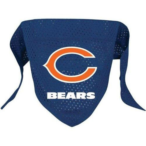 Chicago Bears Dog Bandana-DOG-Hunter-Pets Go Here