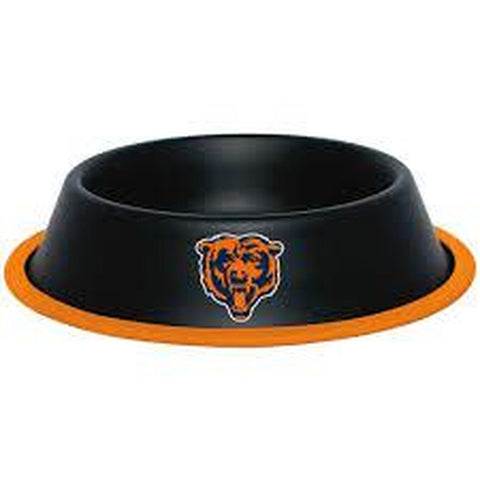 Chicago Bears Dog Bowl-DOG-Hunter-Pets Go Here