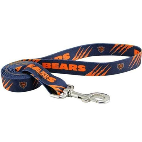 Chicago Bears Leash Ribbon-DOG-Hunter-Pets Go Here