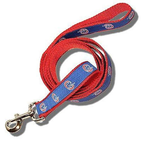 Chicago Cubs Embroidered Dog Leash-DOG-Pet Goods-Pets Go Here