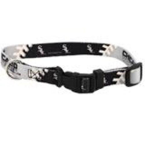 Chicago White Sox Dog Collar-DOG-Hunter-Pets Go Here