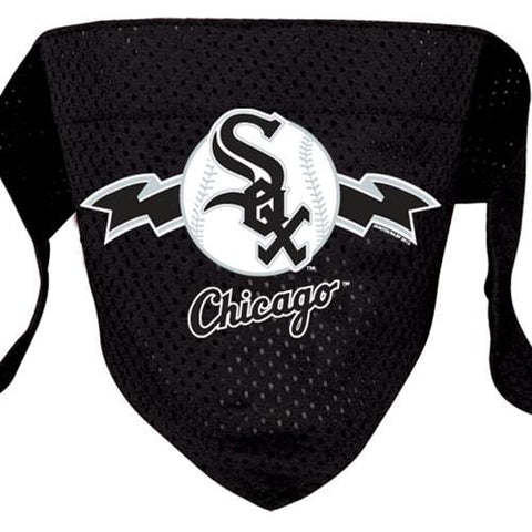 Chicago White Sox Mesh Dog Bandana-DOG-Hunter-SMALL-Pets Go Here