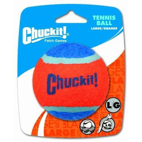 ChuckIt! LARGE Tennis Ball-DOG-ChuckIt!-Pets Go Here
