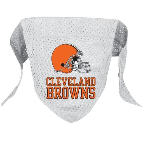 Cleveland Browns Dog Bandana-DOG-Hunter-Pets Go Here bandana, dc, doggienation, hunter, nfl, sports, sports bandana Pets Go Here, petsgohere