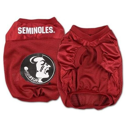 Florida State Dog NCAA Dog Jersey 2-DOG-Hunter-Pets Go Here