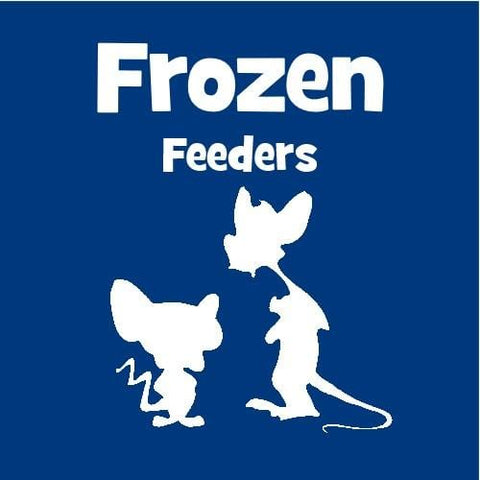 PGH Frozen Feeders Pinkies, Mice, & Rats