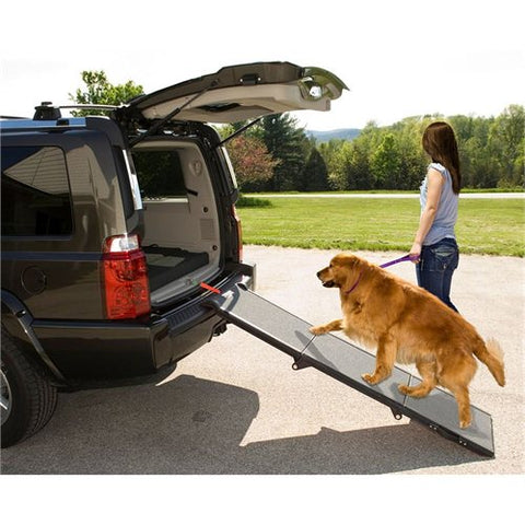 Pet Gear Full Length Tri-Fold Pet Ramp-DOG-Pet Gear-Pets Go Here furniture, pet gear, ramp Pets Go Here, petsgohere