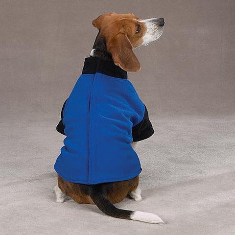Guardian Gear Fleece Dog Jacket w/ Velcro Back-DOG-Guardian Gear-MEDIUM-Pets Go Here