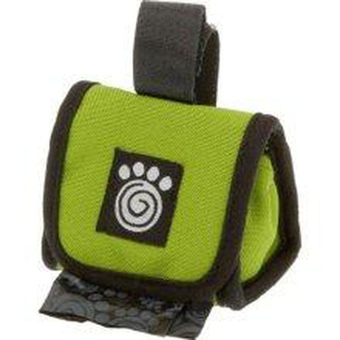 PetRageous Poop-Rageous Waste Bag Pouch-DOG-PetRageous-GREEN-Pets Go Here