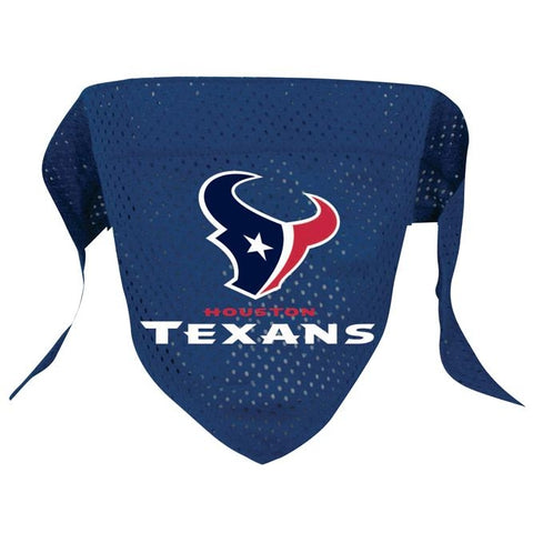 Houston Texans Dog Bandana-DOG-Hunter-Pets Go Here