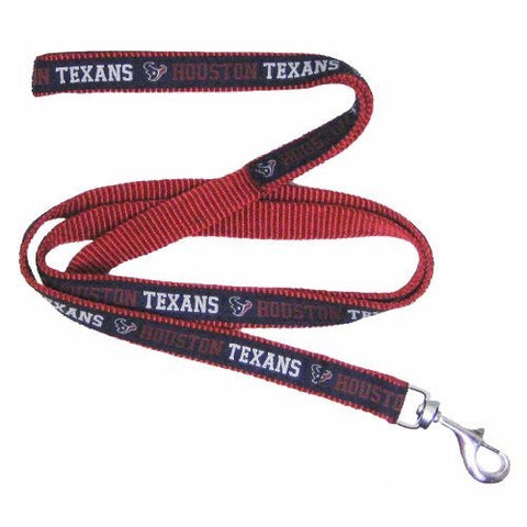 Houston Texans Dog Leash-DOG-Pets First-SMALL-Pets Go Here