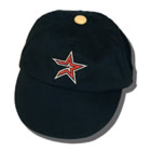 Houston Astros Dog Hat-DOG-Hunter-S/M-Pets Go Here ball cap, hat, hunter, l, m, mlb, s, sports, sports hat Pets Go Here, petsgohere