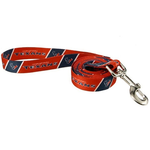 Houston Texans Dog Leash-DOG-Hunter-Pets Go Here