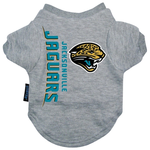 Jacksonville Jaguars Dog Shirt-DOG-Hunter-X-LARGE-Pets Go Here