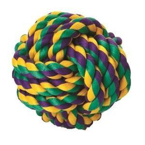 Multipet Nuts for Knots Ball-DOG-Multipet-MEDIUM-Pets Go Here ball, dog toy rope, l, m, multipet, rope, s, xl, xs Pets Go Here, petsgohere