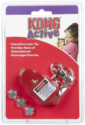Kong Active Laser Dog and Cat Toy