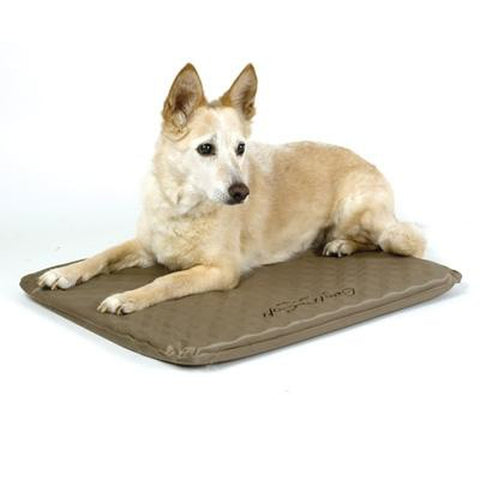 K & H Lectro-Soft Outdoor Heated Dog Bed w/ Cover 19 x 24-DOG-K & H-MEDIUM-Pets Go Here