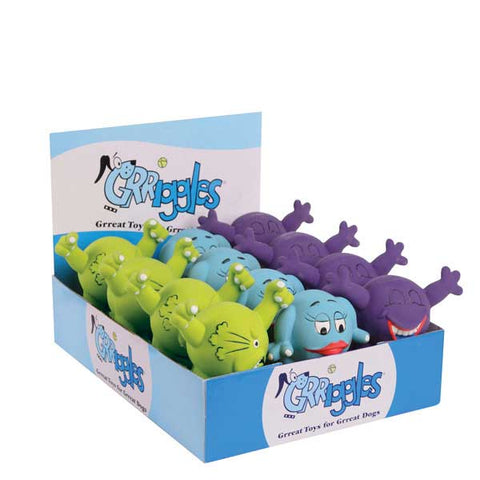 Grriggles 'Lil Latex Critters Dog Toy-DOG-Grriggles-Pets Go Here