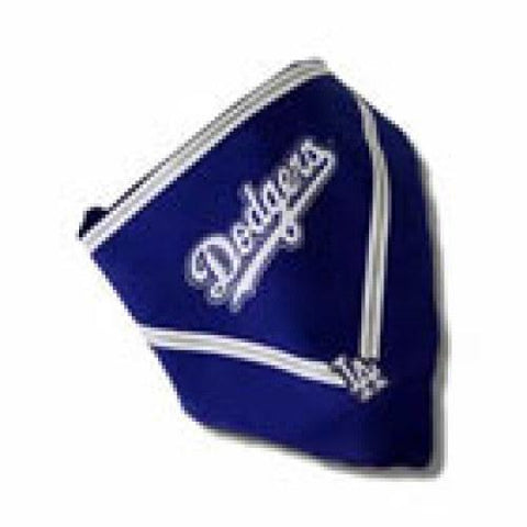 Los Angeles Dodgers Dog Bandana-DOG-Sporty K9-SMALL-Pets Go Here bandana, dc, m/l, s, sports, sports bandana, sporty k9, test, xs Pets Go Here, petsgohere
