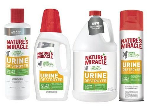Nature's Miracle Urine Destroyers for Dog