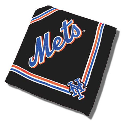 New York Mets Dog Bandana 2-DOG-Sporty K9-SMALL-Pets Go Here
