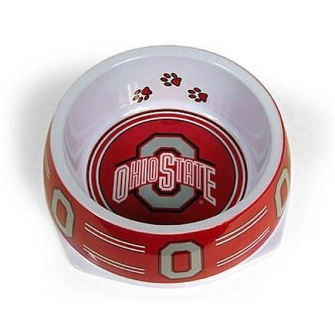Ohio State Dog Bowl-DOG-Sporty K9-Pets Go Here dc, l, m, ncaa, s, sports, sports bowl, sporty k9 Pets Go Here, petsgohere