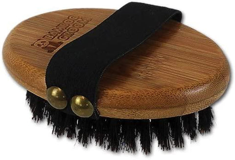 Bamboo Groom Bristle Brush