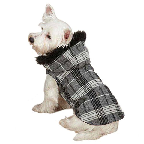Zack and Zoey Park Avenue Dog Coat-DOG-Zack & Zoey-XX-SMALL-Pets Go Here