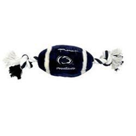 Penn State Plush Football Dog Toy-DOG-Pets First-Pets Go Here