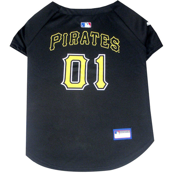7b581b5d9 Pittsburgh Pirates Dog Jersey-DOG-Pets First-X-SMALL-Pets Go