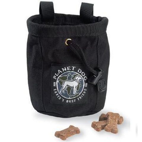 Planet Dog Travel Snack Sack-DOG-Planet Dog-Pets Go Here bag, dog training, nylon, planet dog, sling, tote, training, treat Pets Go Here, petsgohere