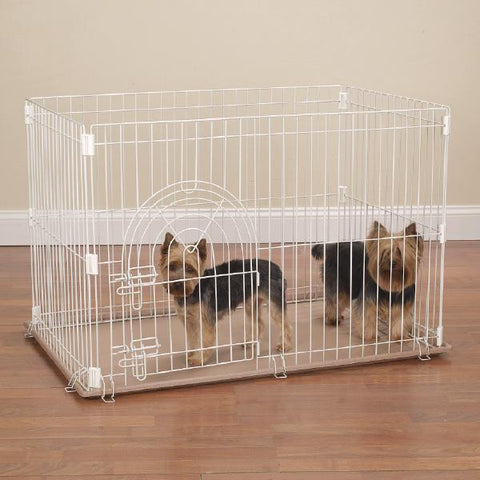 ProSelect Suite Retreat Dog Pens-DOG-ProSelect-MEDIUM-Pets Go Here crate, l, m, pen, proselect, s, test, xl, xs Pets Go Here, petsgohere
