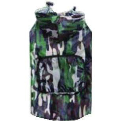 Casual Canine Rainy Day Dog Jacket Camo-DOG-Casual Canine-MEDIUM-Pets Go Here