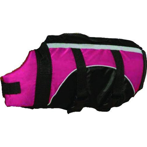 Guardian Gear Dog Life Jacket Raspberry-DOG-Guardian Gear-XX-SMALL-Pets Go Here dog life jacket, guardian gear, l, m, pink, raspberry, reflective, s, s/m, xl, xs, xxs Pets Go Here, petsgohere