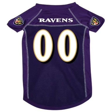 Baltimore Ravens Dog Jersey 3-DOG-Hunter-SMALL-Pets Go Here hunter, l, m, nfl, s, sports, test, xl, xs Pets Go Here, petsgohere